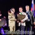 """Pomaretto medaglia d'argento al concorso """"Entente Forale Europe"""""""