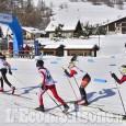 Pragelato: primo week end sugli sci da fondo