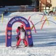 Pragelato: week end sulla Sciovia Baby. 3km aperti alla Pista di Fondo