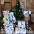 Pinerolo: i doni dei bambini della scuola materna Andersen per chi è in difficoltà