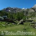 Val Pellice, Comba dei Carbonieri: riaperta la strada per il Rifugio Barbara