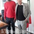 Rivalta: il sindaco iscrive all'anagrafe un rifugiato ospite al Dojrone