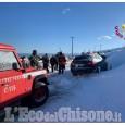 Rucas, dopo le ore dell'emergenza: strada chiusa, persone soccorse