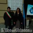 Presidio in piazza Castello contro la proposta sui laboratori analisi ASL TO 3