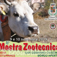 A San Germano Chisone, fiera autunnale e mostra zootecnica