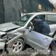 Miradolo: stroncato da un malore mentre era al volante, finisce con l'auto contro il muro di un'abitazione