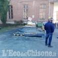 Pmt: a mezzogiorno incontro al Ministero, vento distrugge presidio
