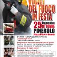 Pinerolo: Vigili del fuoco in festa per l'educazione alla sicurezza e la solidarietà