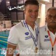 Bricherasio: doppio oro di Federico Gilardi ai Mondiali di nuoto di salvamento di Eindhoven
