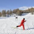 Sestriere: aperta la pista di sci di fondo a Monterotta
