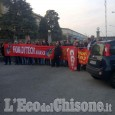 Dytech: continua la protesta dei lavoratori