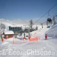 Prali record: da venerdì sciatori in pista