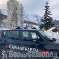 Sestriere: in alta val Susa i controlli straordinari dei carabinieri la mattina di Natale