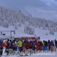 Sestriere: una nevicata d'eccezione a pochi giorni dal Natale