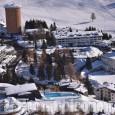 Sestriere: piscina comunale aperta con l'orario invernale