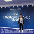 Silvio Merlin questa sera nella finalissima a otto del Sanremo New Talent Winter 2020