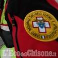 Giaveno: bloccata sull'Aquila da un branco di cinghiali, soccorsa grazie a un sms