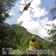 Cade cercando funghi, muore a Salza di Pinerolo un uomo di Rivoli di 84 anni