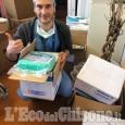 """Duecento sovracamici all'ospedale di Rivoli donati dall'associazione di Bricherasio """"Leonardo Sciascia"""""""