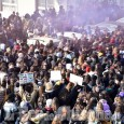 A Pinerolo la manifestazione degli studenti contro la nuova Maturità