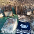 Sequestrate trappole per lepri e cinghiali in un orto, denuncia e multa di mille euro