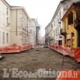 Pinerolo: chiude via Trieste, ma solo per due giorni