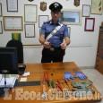 Inseguimento ai 200 all'ora da Cavour a Buriasco: arrestato con gli arnesi per i furti