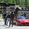 A Laux, test drive FCA di guida in montagna con cento giornalisti