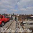 Bricherasio: identificato l'uomo che si è gettato dal ponte, è un 31enne di Barge