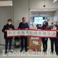 Fondazione cinese dona 10 ventilatori polmonari alla Regione Piemonte