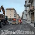 Pinerolo: situazione cantieri nei prossimi giorni