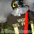 Incendio all'inverso di Porte, Vigili del fuoco in azione