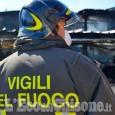 Bagnolo: incendio in una palazzina, tre persone al Cto