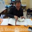 Luciano Abate nuovo sindaco di Vigone