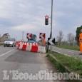 Villafranca: riaperto il ponte sul Pellice