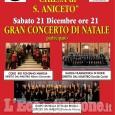 Villar Perosa: questa sera gran concerto di Natale con due bande e un coro