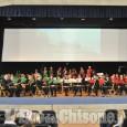 Villar Perosa: un'intera scuola elementare per i 100 anni della fine della Grande Guerra