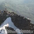 Crissolo: recuperata la salma dell'alpinista precipitato sul Monviso