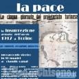 """Pinerolo: questa sera """"Il pane e la pace"""" al Teatro del Lavoro"""
