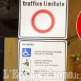 Pinerolo: dal 25 aprile stop alle auto nel centro storico