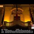 Embedded thumbnail for Giornata delle cure: Palazzo Lascaris si illumina di arancione