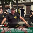 Embedded thumbnail for Porte aperte allo sport festa in piazza