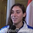 Embedded thumbnail for Visita dell'atleta paralimpica Carlotta Gilli a Palazzo Lascaris