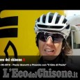 """Embedded thumbnail for """"Il Giro di Paola"""" Gianotti a Pinerolo"""