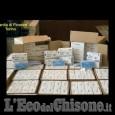 Embedded thumbnail for Covid 19: Guardia di Finanza sequestra 400mila mascherine
