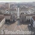 """Embedded thumbnail for """"Torino che ci aspetta"""": lo spettacolare video della città deserta per il Covid 19 girato con un drone"""