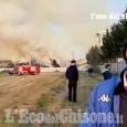 Embedded thumbnail for Incendio all'Annovati di Frossasco: parlano Arpa e Vigili del fuoco