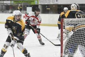 Hockey ghiaccio Ihl1, Valpeagle fa un sol boccone dei Torino Bulls, 20-0