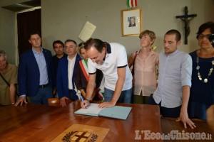 Barge, visita del Presidente della Regione Cirio, chiesto stato di calamità