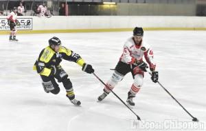 Hockey ghiaccio, di nuovo Ihl: per Valpeagle duro e stuzzicante match a Merano